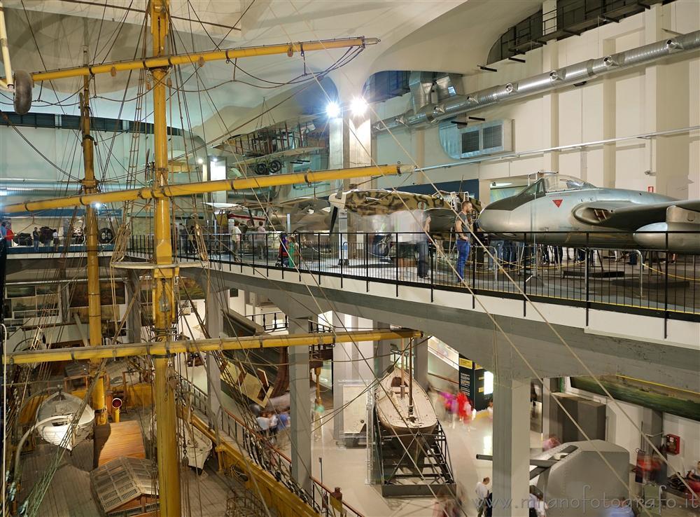 Museo Della Scienza E Della Tecnica Milano.Il Museo Della Scienza E Della Tecnica Milano Querciacb