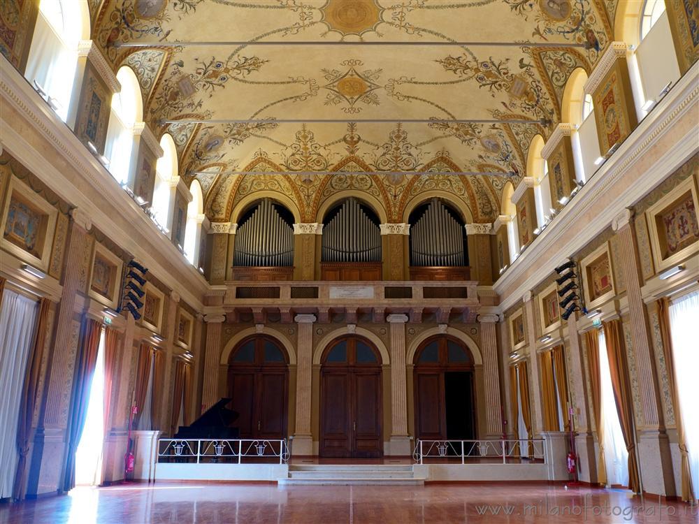 Sala da concerto dell 39 istituto dei ciechi di milano milano for Ciechi in italia