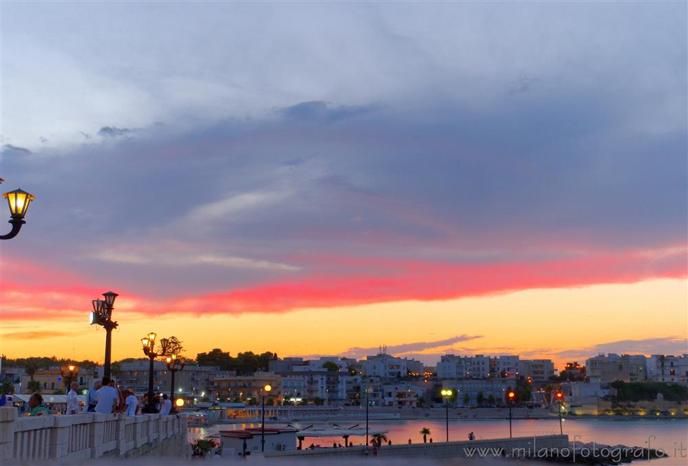 Otranto (Lecce, Italy) - Sunset in Otranto