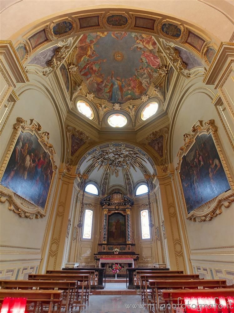 Milan (Italy) - Chapel of St. Joseph in the Basilica of San Marco