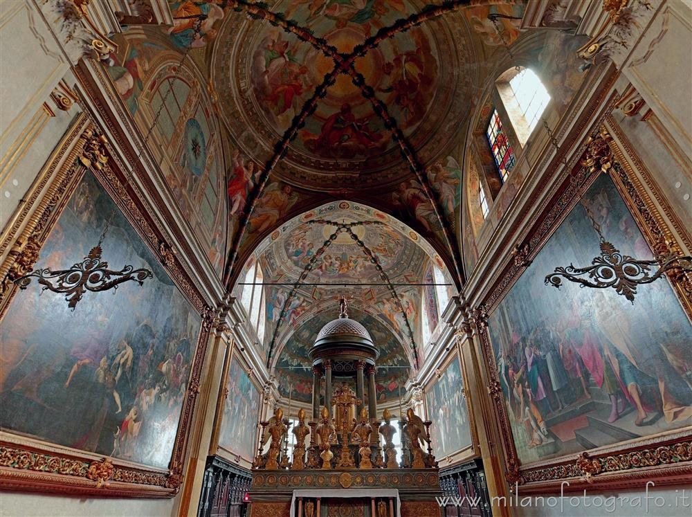 Milan (Italy) - Presbytery of the Church of San Marco