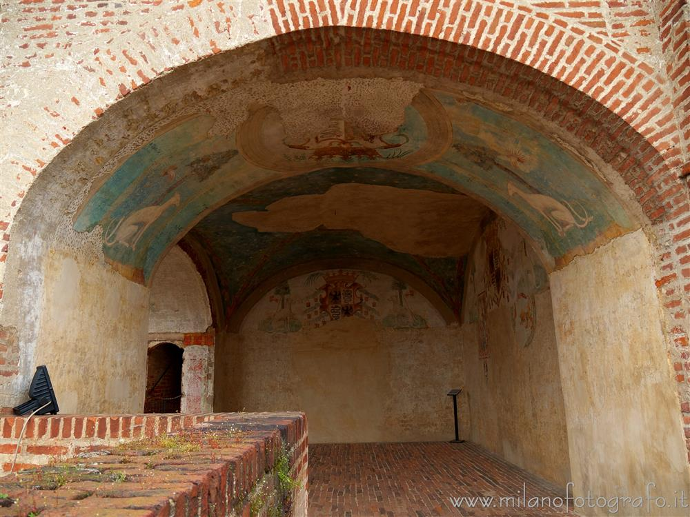 Soncino (Cremona, Italy) - Chapel of the Fortess of Soncino