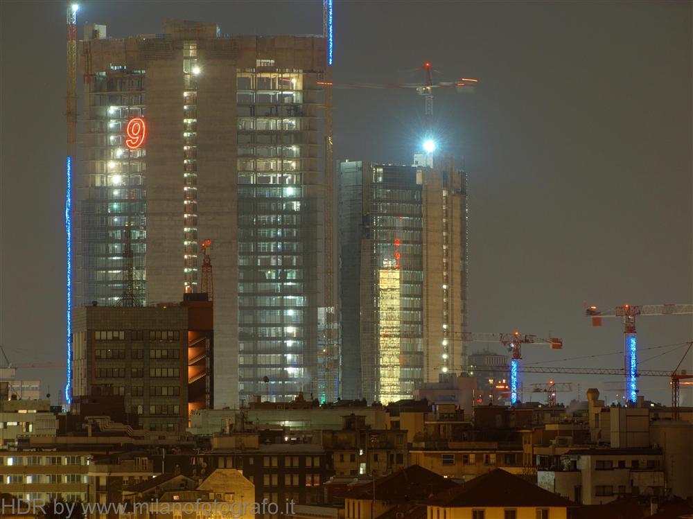 I Nuovi Grattacieli Di Milano Of I Nuovi Grattacieli In Zona Garibaldi Varesine Milano