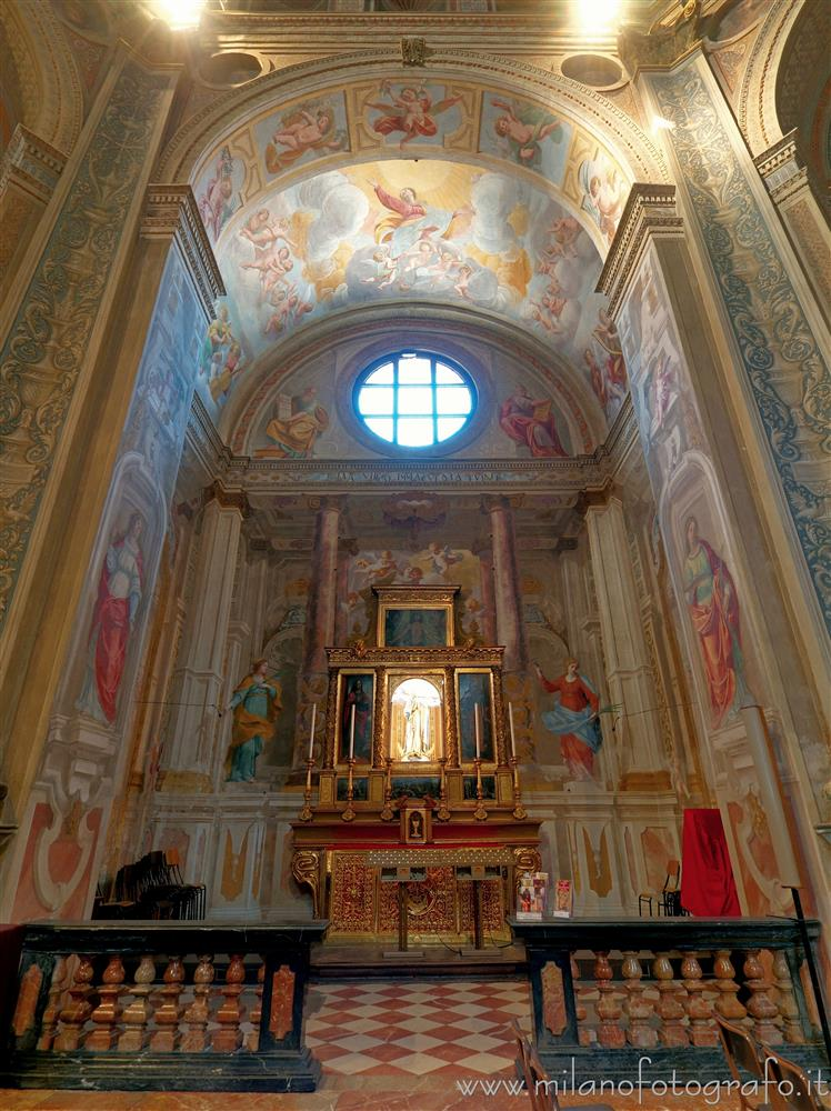 Legnano (Milan, Italy) - Chapel of the Immaculate or of the Assumption in the Basilica of San Magno