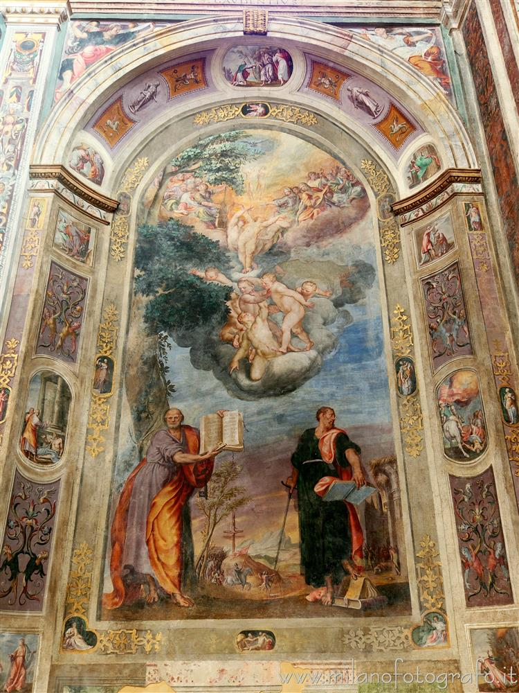 Meda (Milan, Italy) - Chapel of Saints Peter and Paul in the Church of San Vittore