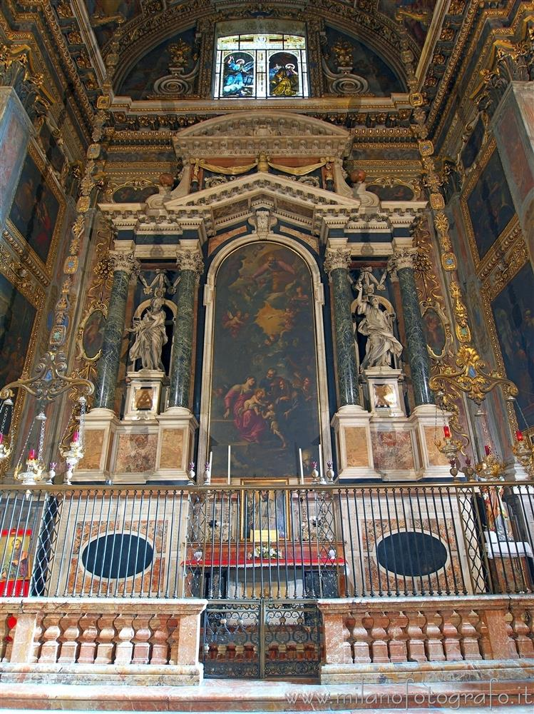 Milan (Italy) - Chapel of St. Joseph in the Church of Sant'Alessandro
