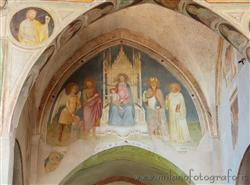 Milan - Churches / Religious buildings: Abbey of Viboldone