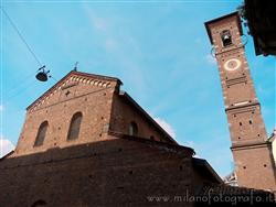 Basilica di San Vincenzo in Prato in Milan:  Churches / Religious buildings Milan