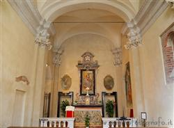 Chiesetta di Sant Agostino in Milan:  Churches / Religious buildings Milan