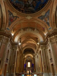 Milan - Churches / Religious buildings: Church of Santa Francesca Romana