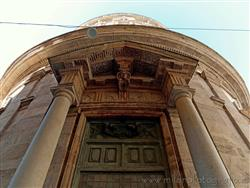 Civico Tempio di San Sebastiano in Milan:  Churches / Religious buildings Milan