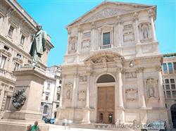 Chiesa di San Fedele in Milan:  Churches / Religious buildings Milan