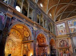 Milan - Churches / Religious buildings: Church of San Maurizio al Monastero Maggiore