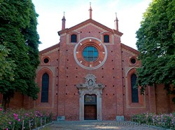 Milan - Churches / Religious buildings: Church of San Pietro in Gessate