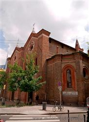Milan - Churches / Religious buildings: Chiesa di Santa Maria Incoronata