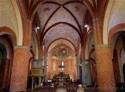 Chiesa di Santa Maria Rossa in Crescenzago in Milan:  Churches / Religious buildings Milan