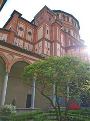 Basilica di Santa Maria delle Grazie in Milan:  Churches / Religious buildings Milan