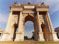 Arco della Pace in Milan:  Others Milan