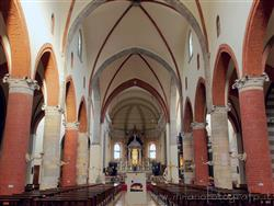 Milan - Churches / Religious buildings: Church of Santa Maria del Carmine