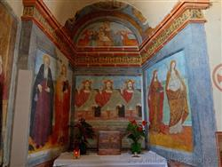 Places  of historical value  of artistic value in the Biella area: Church of San Pietro
