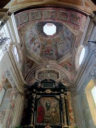 Places  of historical value  of artistic value in the Biella area: Church of San Lorenzo
