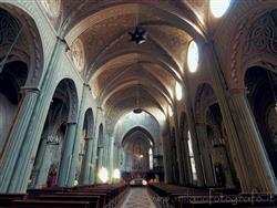 Places  of historical value  of artistic value in the Biella area: Cathedral of Biella