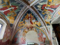 Places  of historical value  of artistic value in the Biella area: Church of Santo Stefano