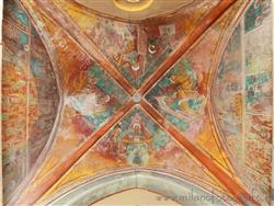 Places  of historical value  of artistic value around Milan (Italy): Church of Santa Maria Assunta