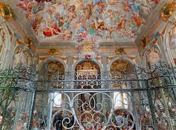 Places  of historical value  of artistic value  of landscape value around Milan (Italy): Sacro Monte of Orta